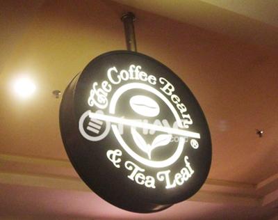 Bảng hiệu hộp đèn Cafe